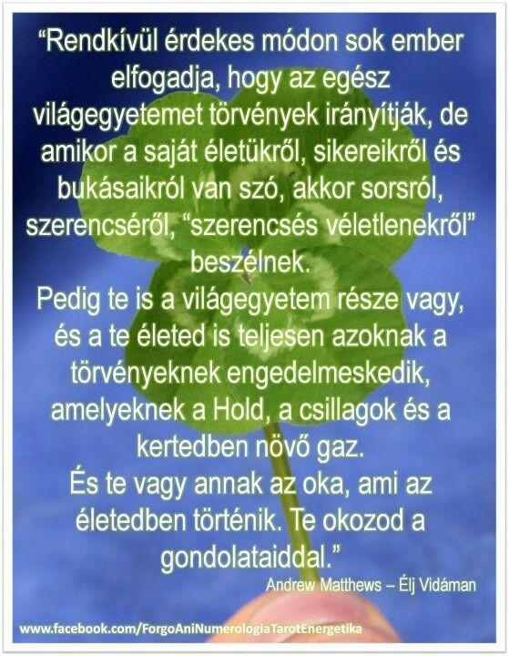 idézetek a véletlenekről .facebook.com/ForgoAniNumerologiaTarotEnergetika | Periodic