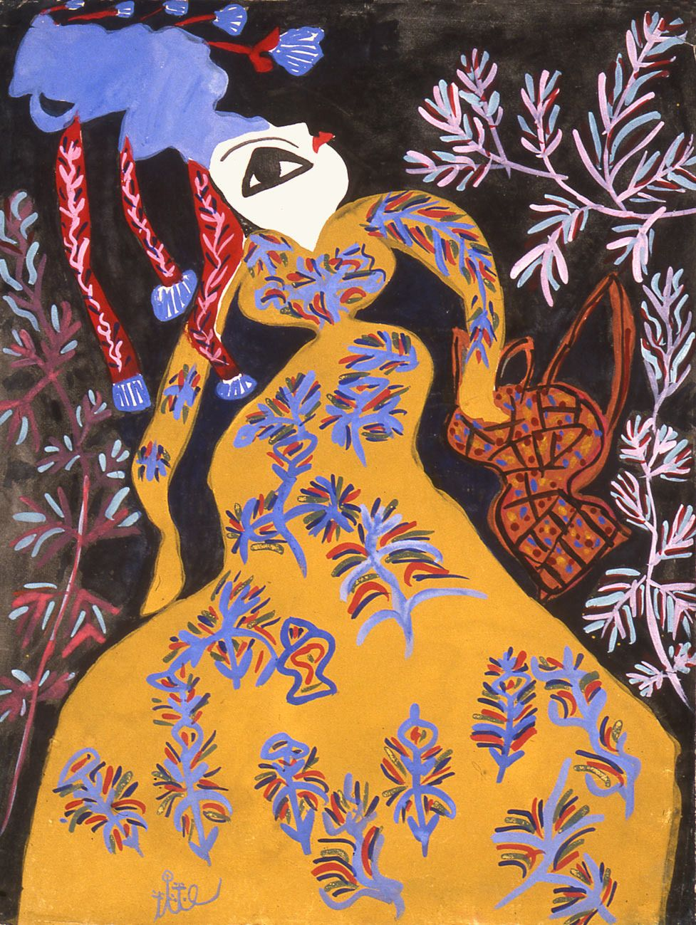 The 16-Year-Old Algerian Artist Who Influenced Picasso and Matisse | Grey  art, Abstract artists, Pablo picasso paintings
