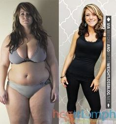 weight loss before and after pics pinterest