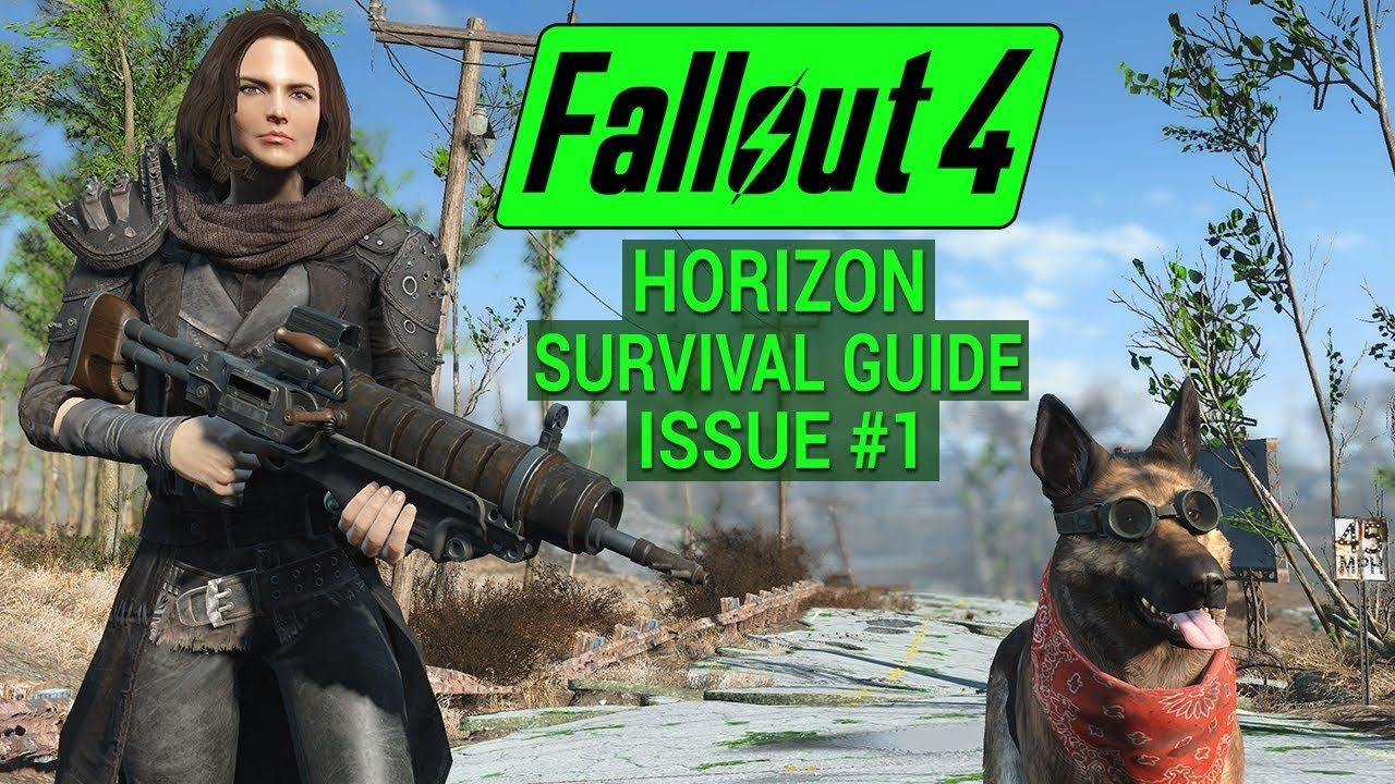 How to get the Best Possible Start in Fallout 4 Horizon