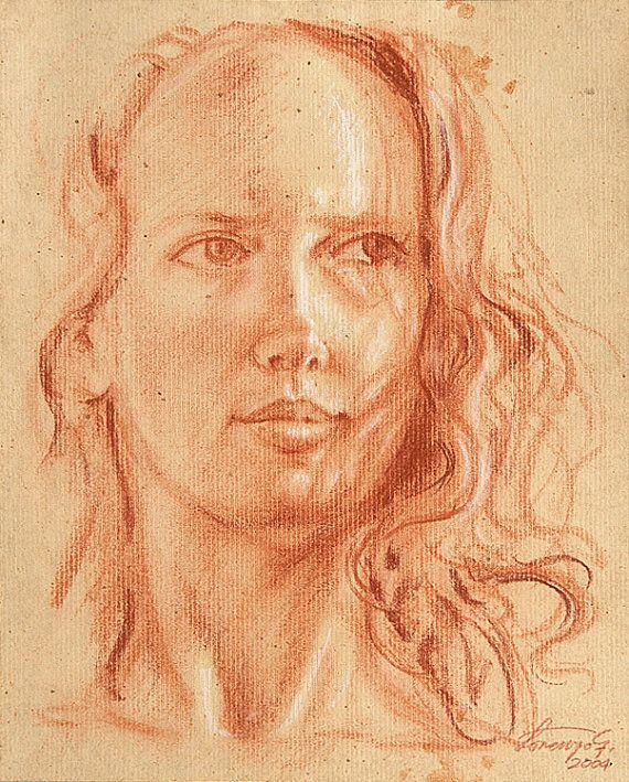71acecadbfbc56b51bd5757028a34d1a » Famous Conte Crayon Drawings