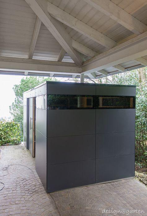 Design Gartenhaus _gart in Bad Kreuznach by designgarten