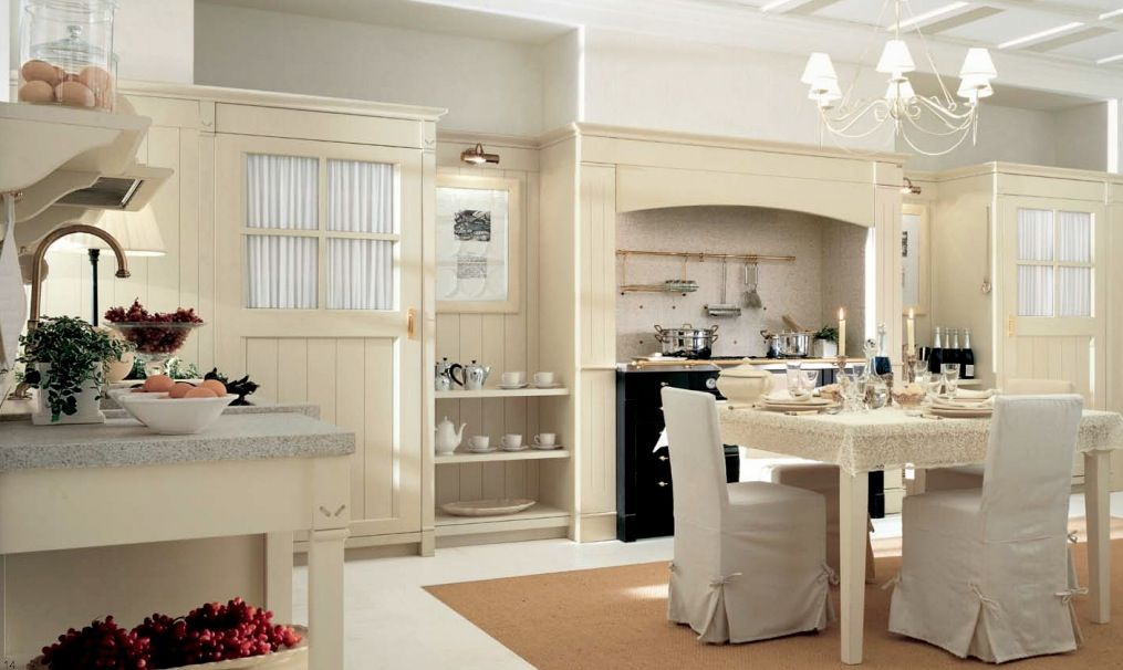 Farmhouse Style Decorating | Minacciolo Country Kitchens with ...