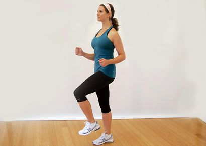 10-Minute Total-Body Toning Workout