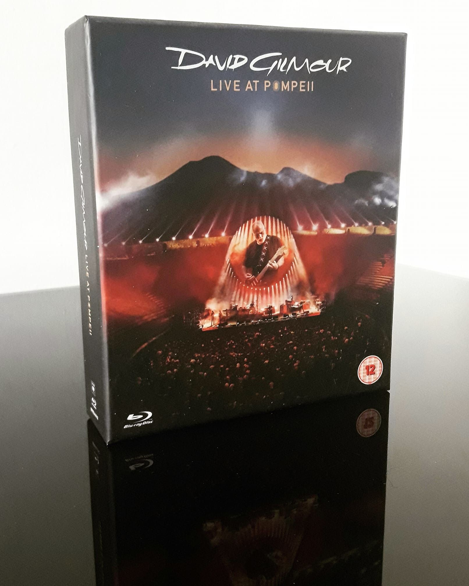 David Gilmour Live At Pompeii Blu Ray David Gilmour Live David Gilmour Pompeii