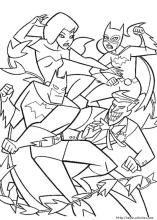 Batman Coloring Pages On Coloring Book Info Coloring Pinterest