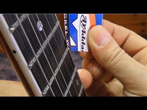 Truss Rod Adjustment How To Adjust The Truss Rod Frudua Com Youtube Guitar Diy Guitar Fretboard Guitar Tutorial