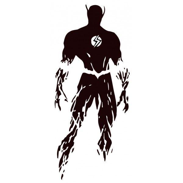 Justice League Batman Superman Wonder Woman Flash Green Lantern Superheroes Wall Art Sticker Decal