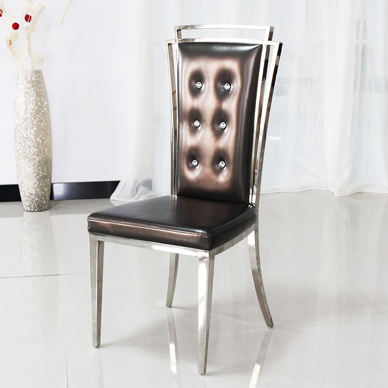 Lady High Back Dining Chair High Back Dining Chairs Dining Chairs Modern Dining Table