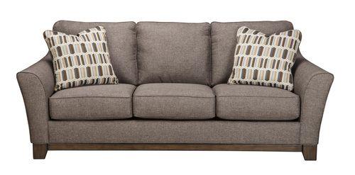 Benchcraft By Ashley Janley Slate Sofa Furniture Ashley Sofa Sofa