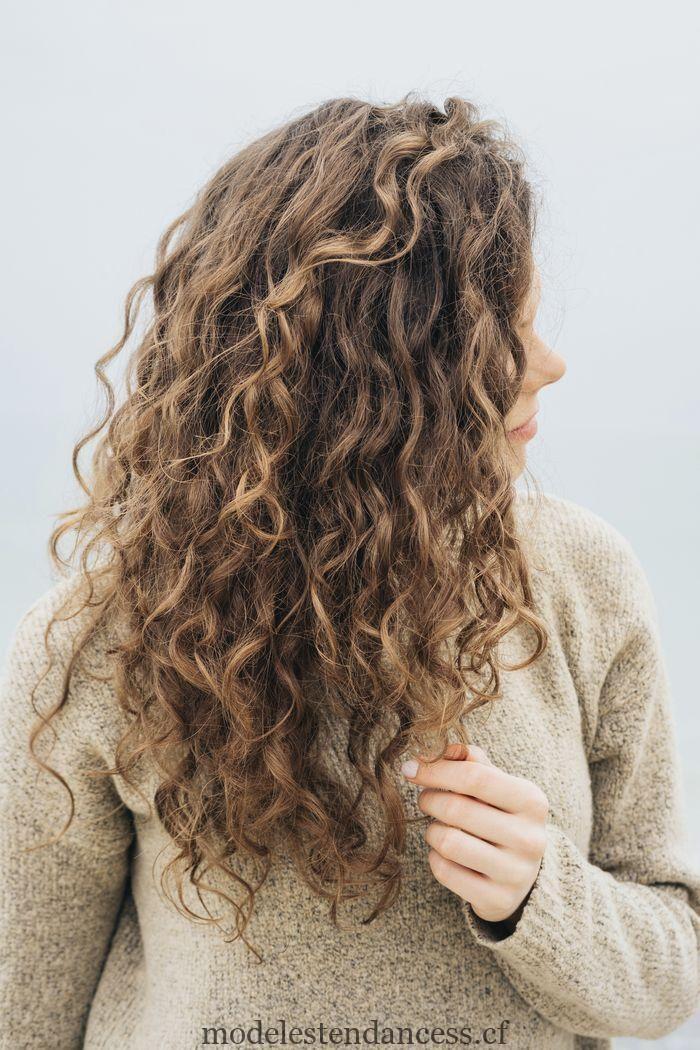 Faites la vague permanente vousmême Short curly hair