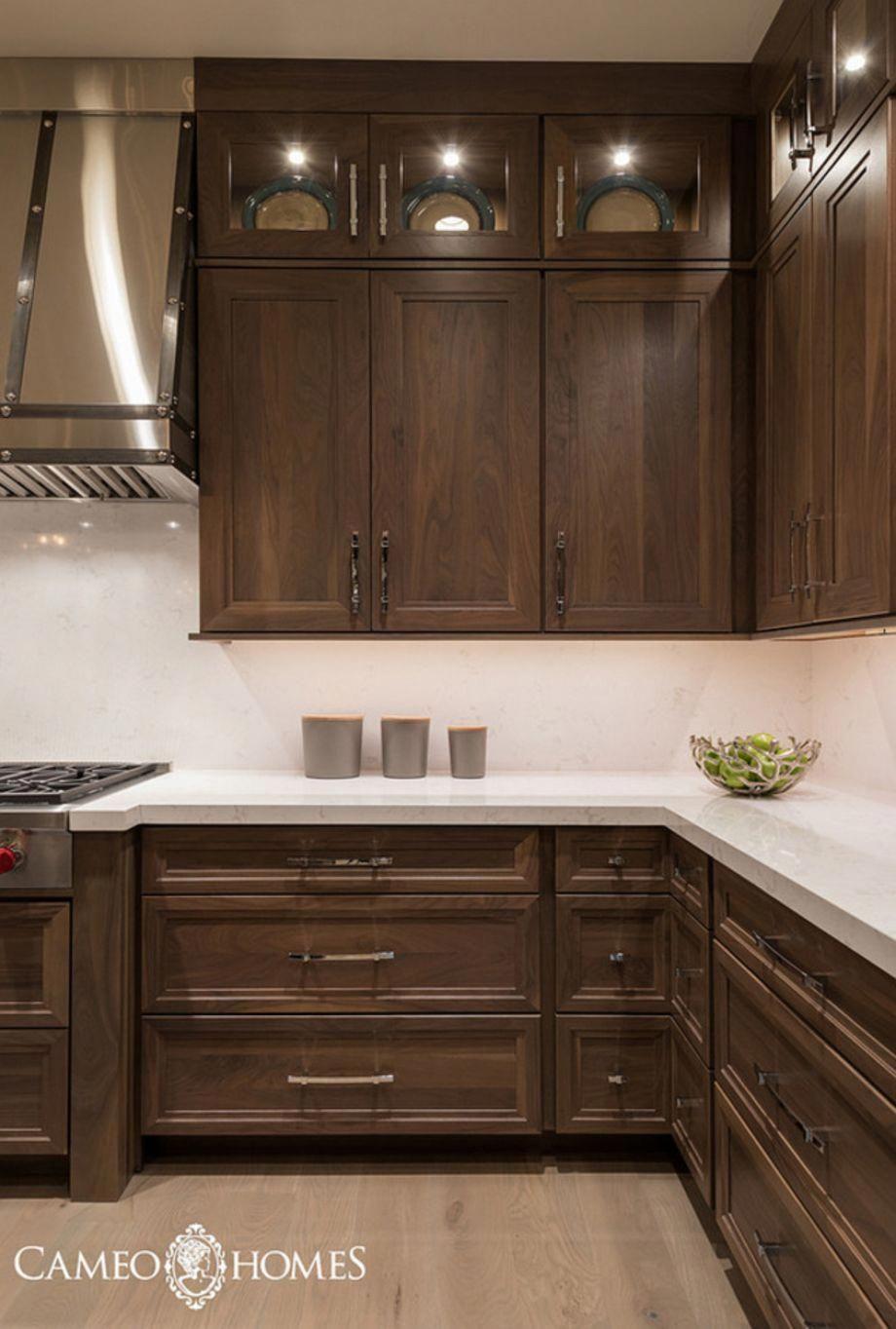 kitchen cabinets laminate Furniture cabinetskitchendark   New ...