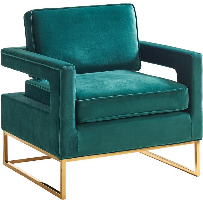 Canterbury Lounge Chair In 2020 Upholstered Accent