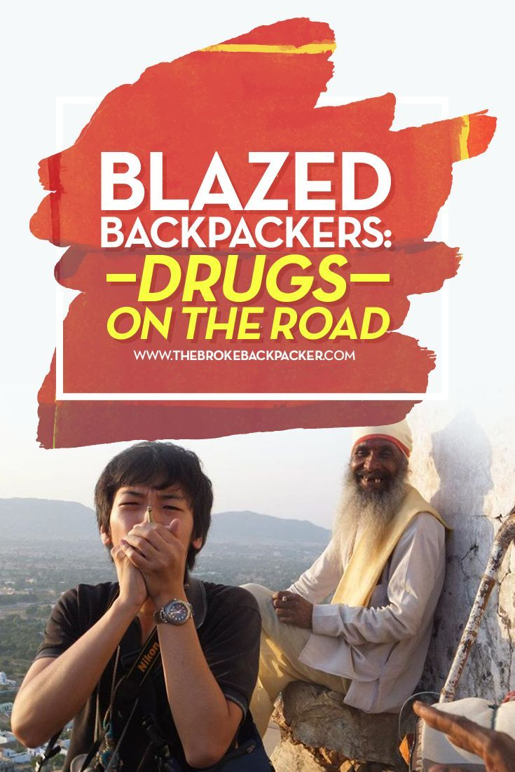All you need to know about drug safety amongst backpackers.