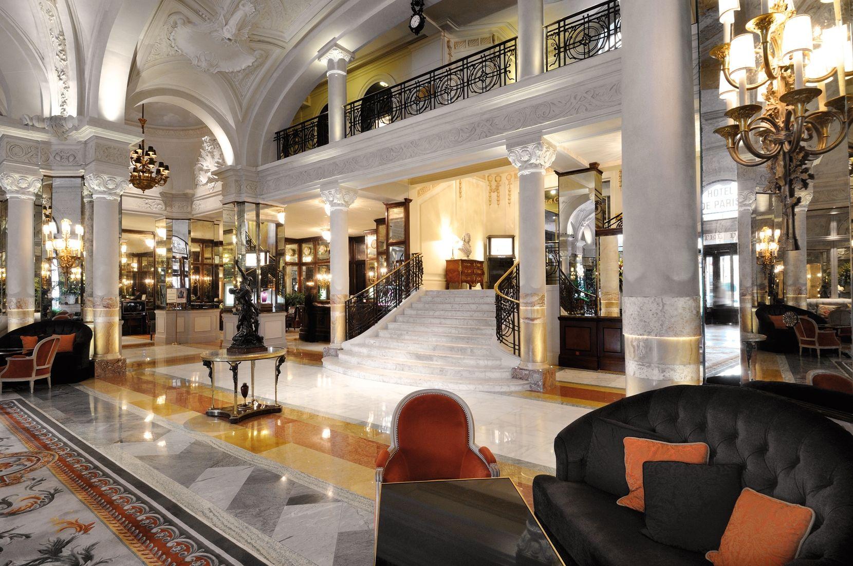 Tel De Paris Monte-carlo Hall Palace Hotel Macau