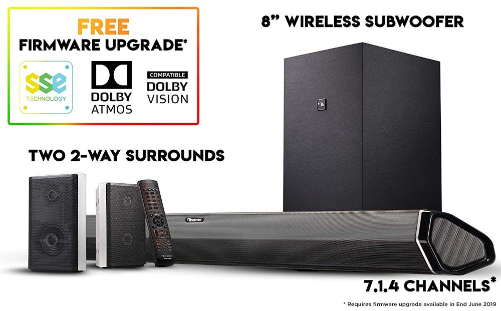 9 Best 7 1 Home Theater Systems Of 2020 Most Advanced Audio System In 2020 Dolby Atmos Surround Sound Systems Atmos