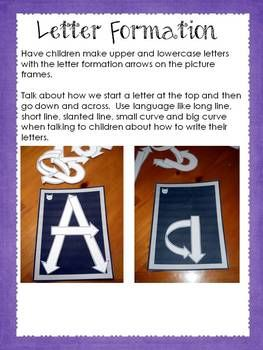 GROOVY CAT MAKING LETTERS - TeachersPayTeachers.com