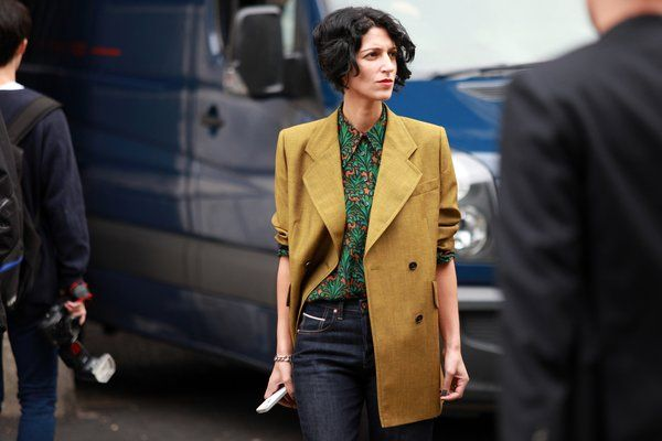 Street Style From London Fashion Week, Part Two - The Cut
