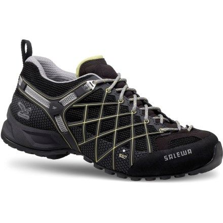 new style 12139 219d4 Salewa Female Wildfire Approach Shoes - Women's | *Apparel ...