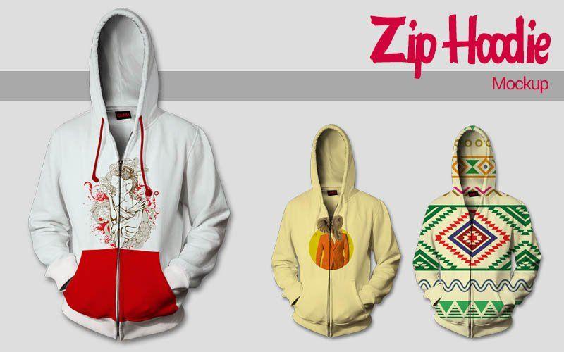 Download Zip Hoodie Mockup Hoodie Mockup Zip Hoodie Hoodies