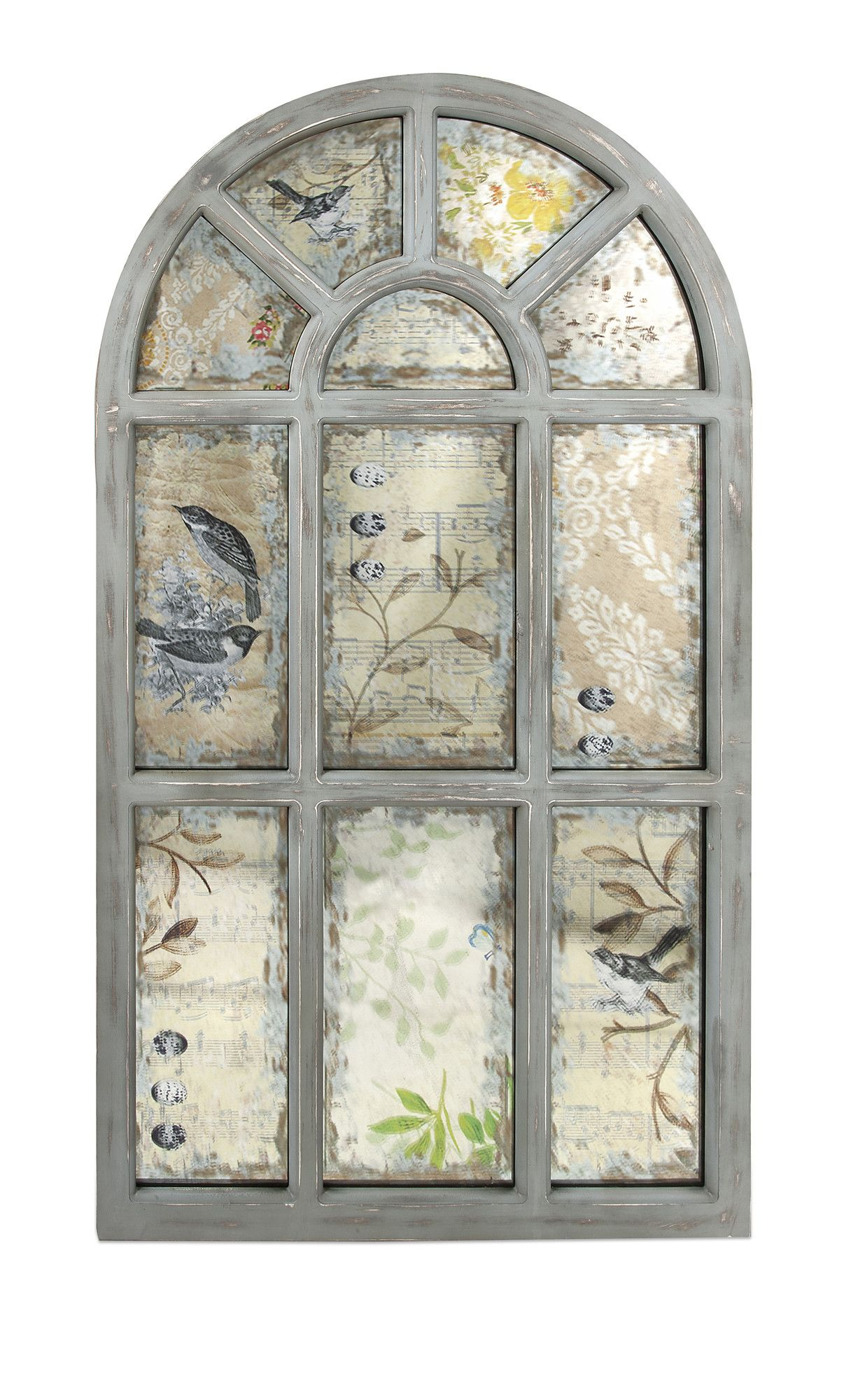 imax leverne antiqued wall mirror reviews wayfair on ideas for decorating entryway contemporary wall mirrors id=38557