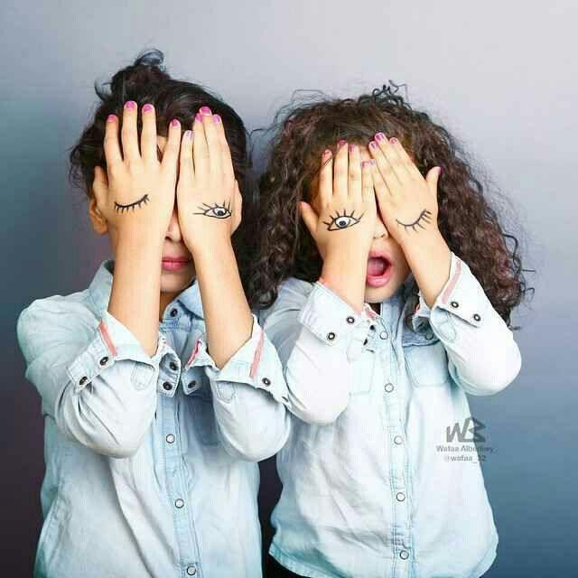Pin by Ayoush 🌹 on °• أطفـال   Kids •° in 2020   Friends ...