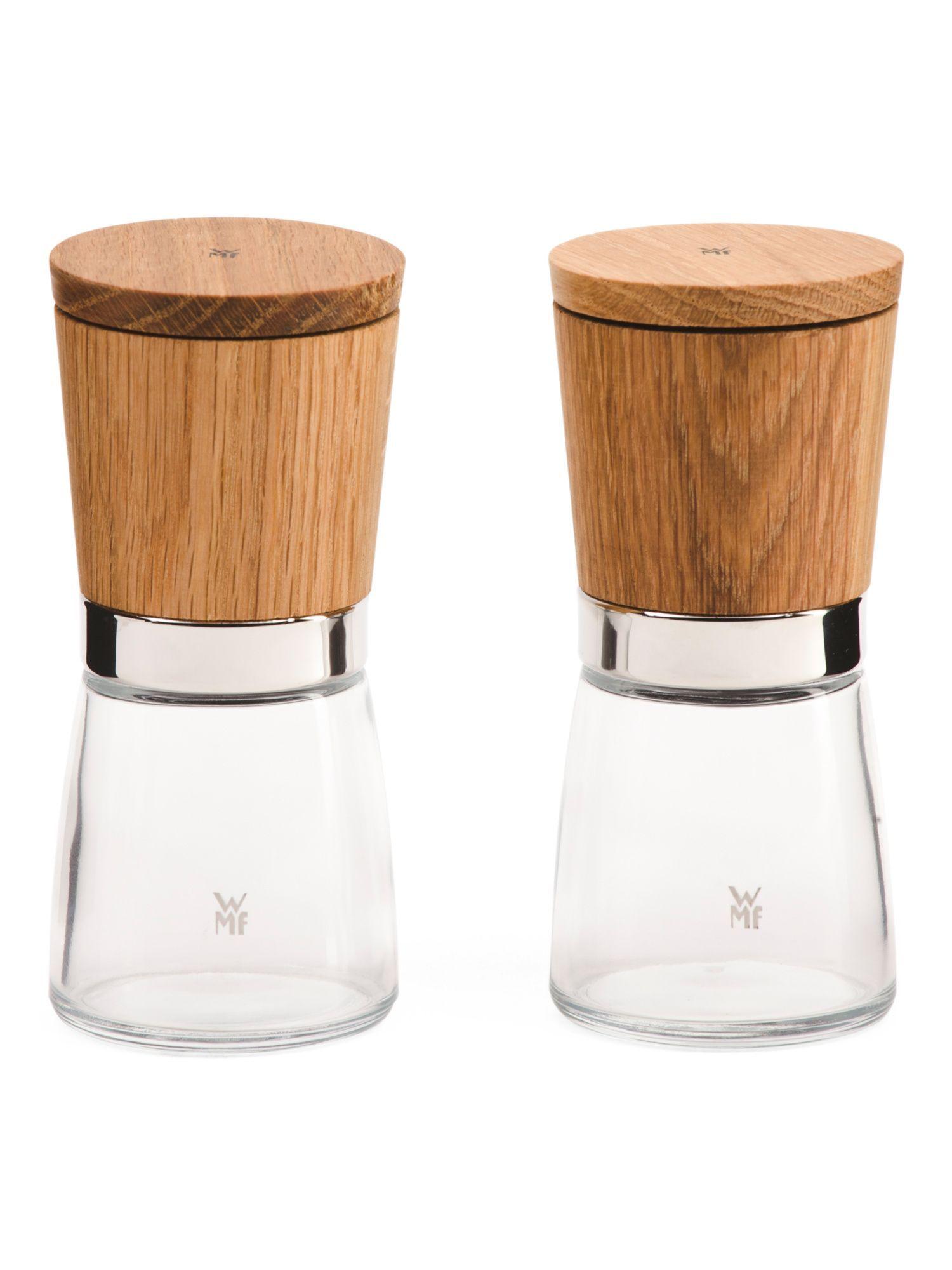 Topmoderne 2pk Salt And Pepper Grinder Set | Products in 2019 | Salt, pepper KS-84