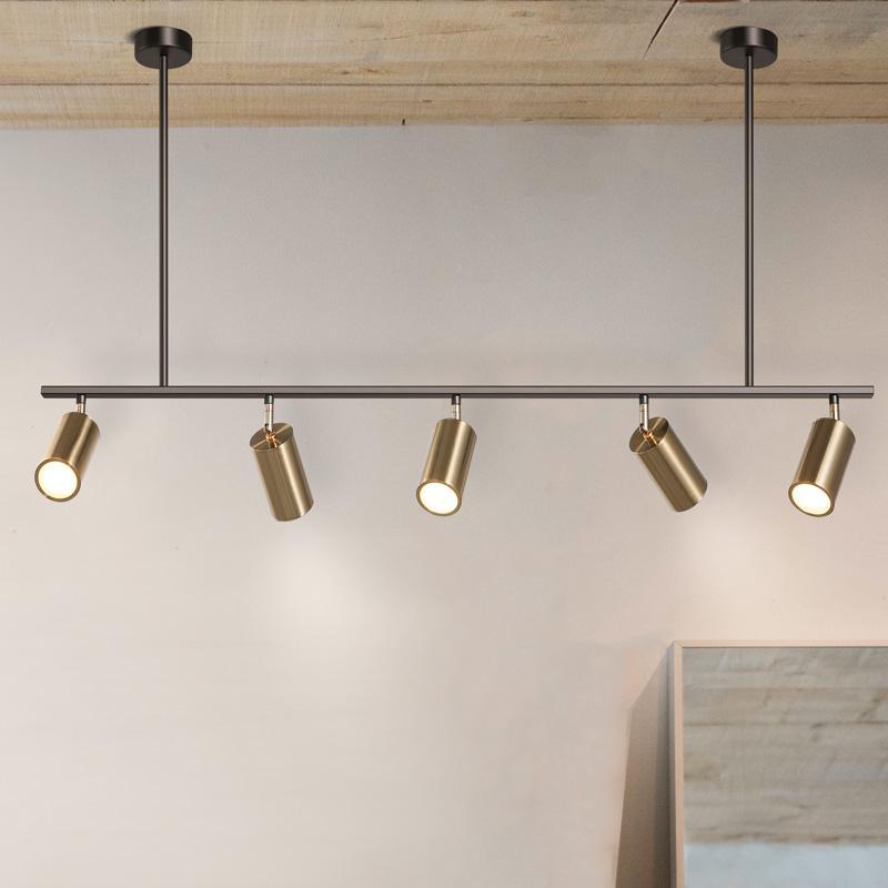 Modern Brass Hanging Track Lights Track Lighting Kitchen Track Lighting Bedroom Modern Track Lighting
