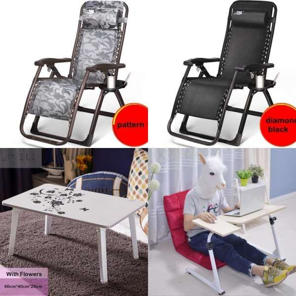 Sufeile Computer Table Laptop Table Storage Plastic Folding Tables With A Small Notebook Car Learning Lazy 17sand15 Table Storage Outdoor Chairs Office Furniture