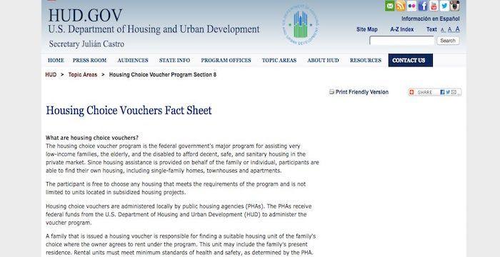 Section 8 Sign Up - Register for Portal.HUD.gov | Signup ...