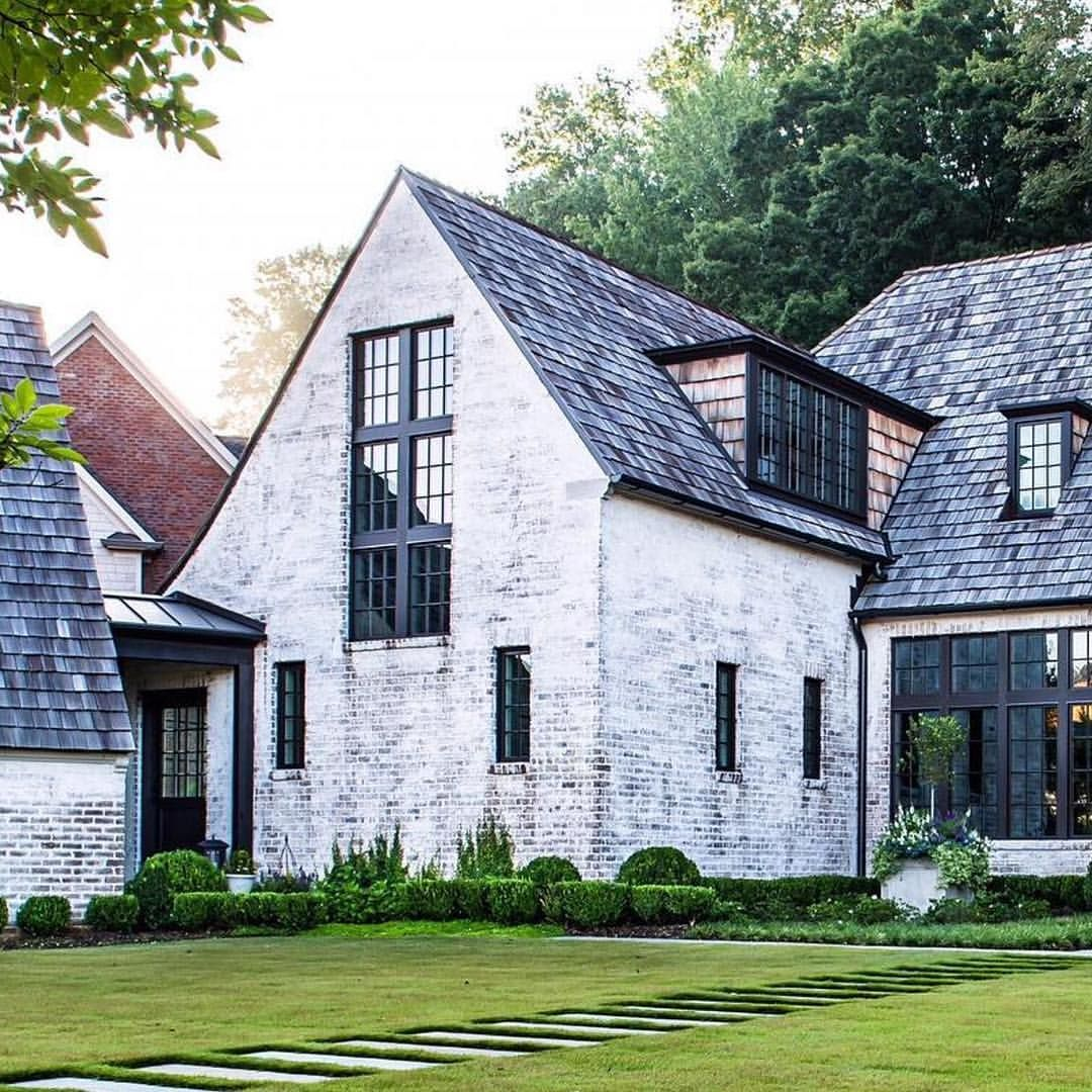 Modern English Cottage Style