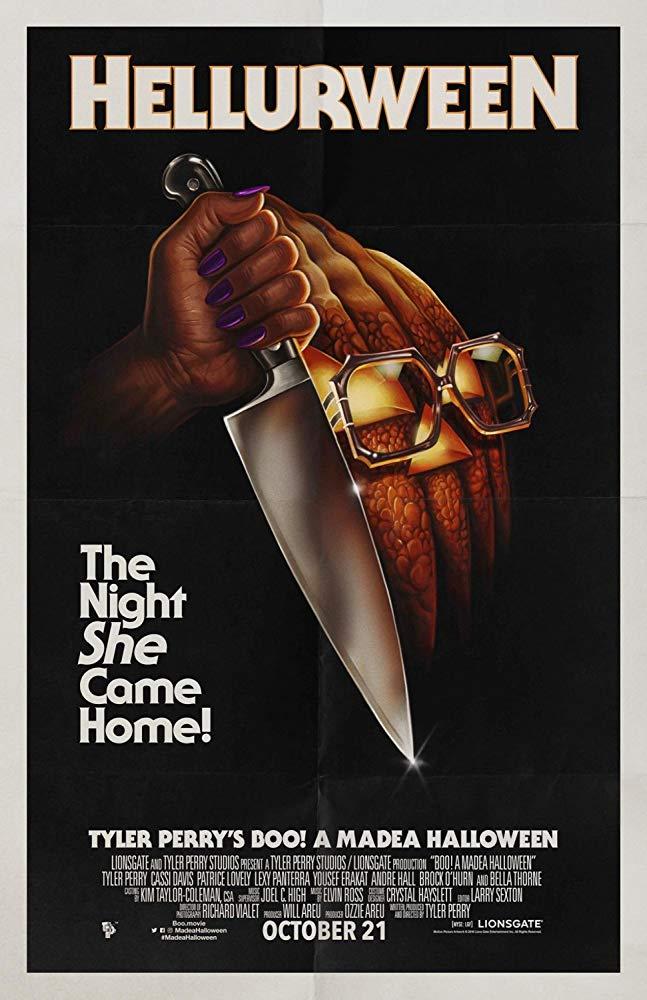 Poster Parodies Madea halloween, Boo a madea halloween