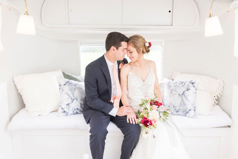 Airstream Bridal Suite For Rental In Dayton Ohio At Something Old Dayton Ohio Wedding Farm Wedding Wedding