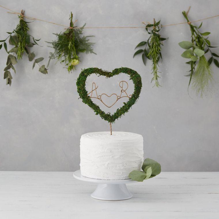 Décoration g¢teau mariage  th¨me nature 40 idées pour vous