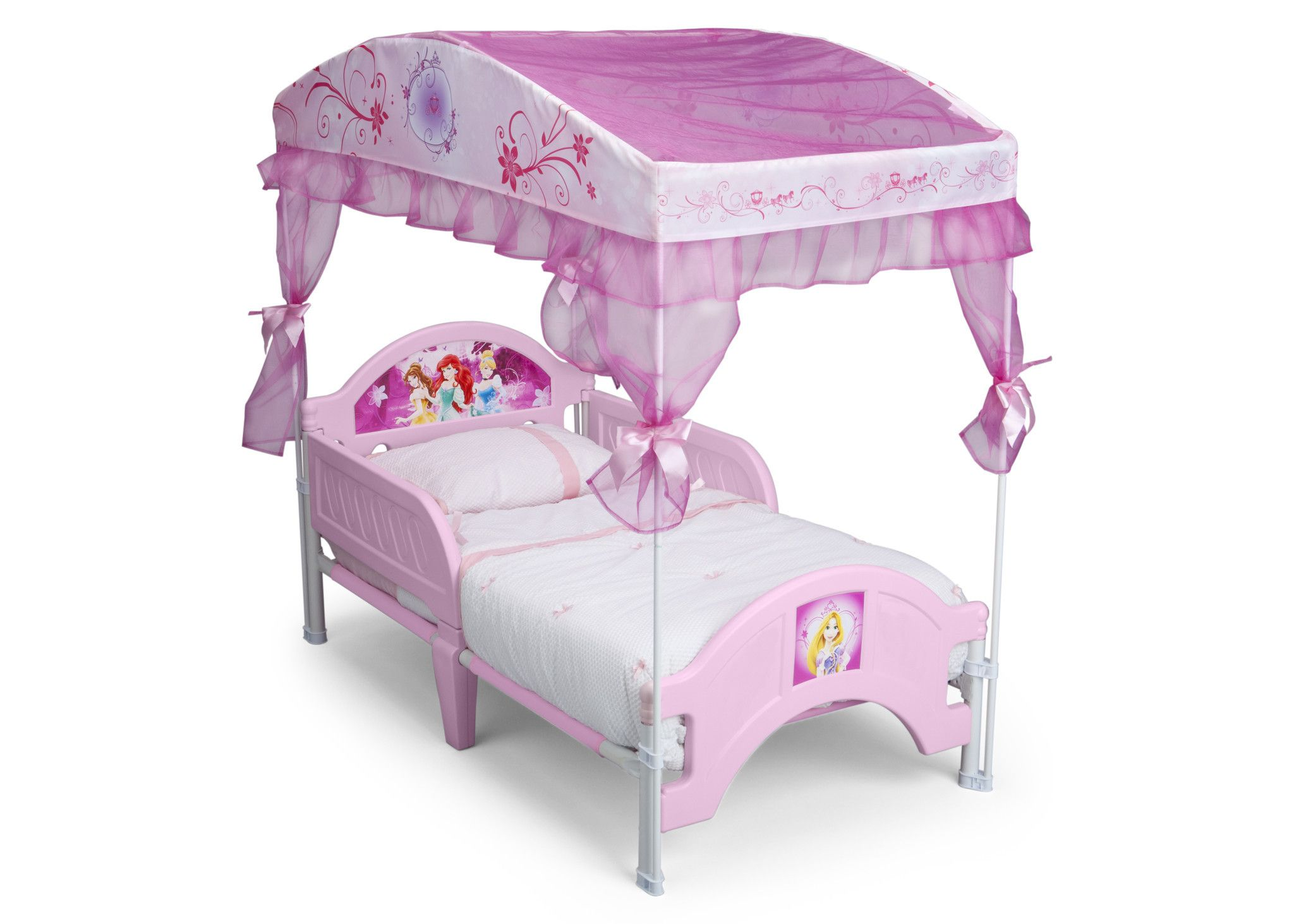 - Princess Toddler Canopy Bed Toddler Canopy Bed, Girls Bed Canopy