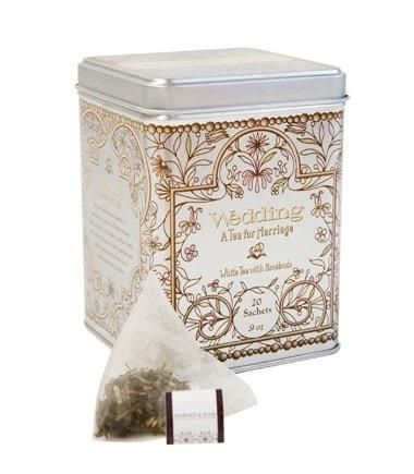 Wedding Tea, Tin of 20 Sachets