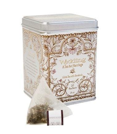 Wedding Tea, Tin of 20 Sachets