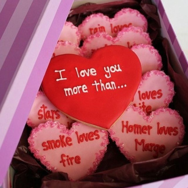 Cute Valentine\'s Day or Anniversary gift idea!   Holidays ...