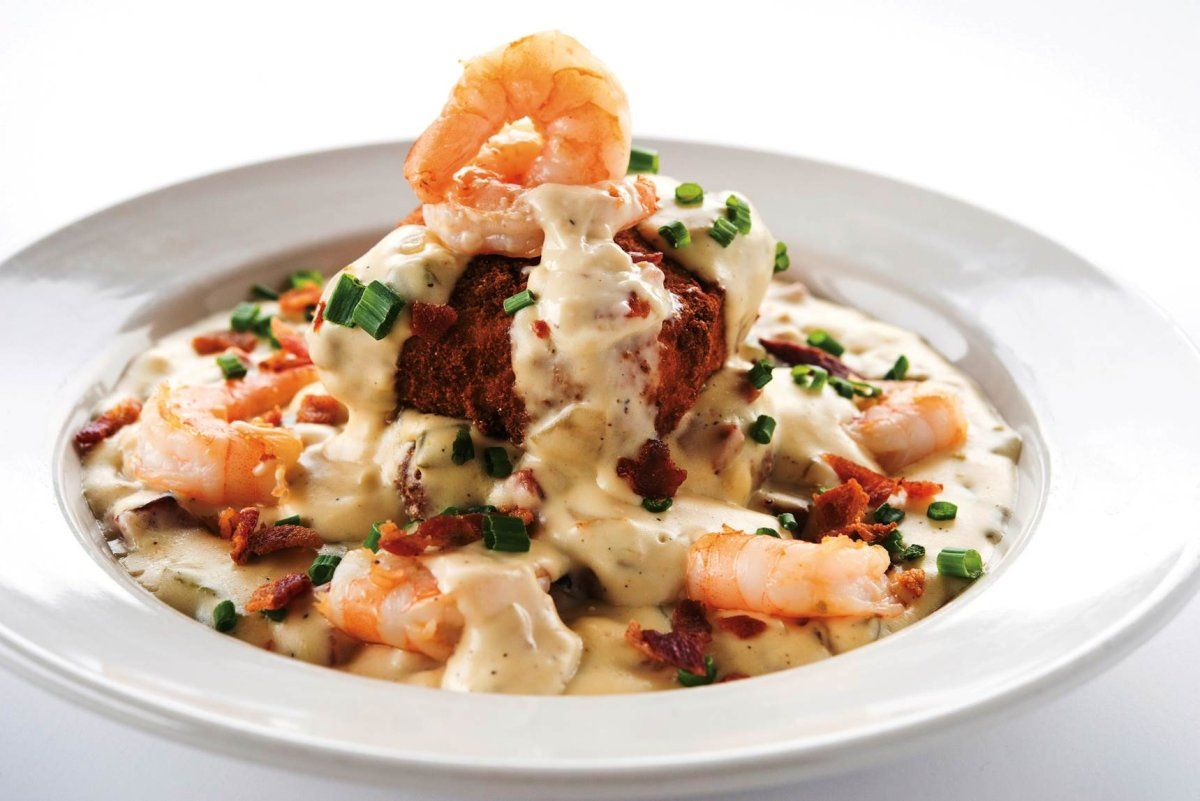RECIPE: Charleston Shrimp and Grits #shrimpandgrits