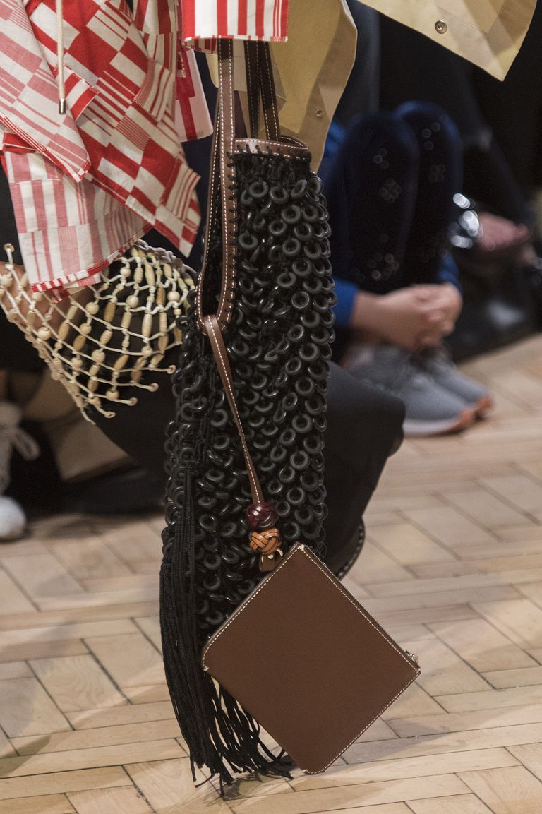 c0cb218d2 Spring 2019 bag trends – The 100 best bags from the SS19 catwalks J W  ANDERSON
