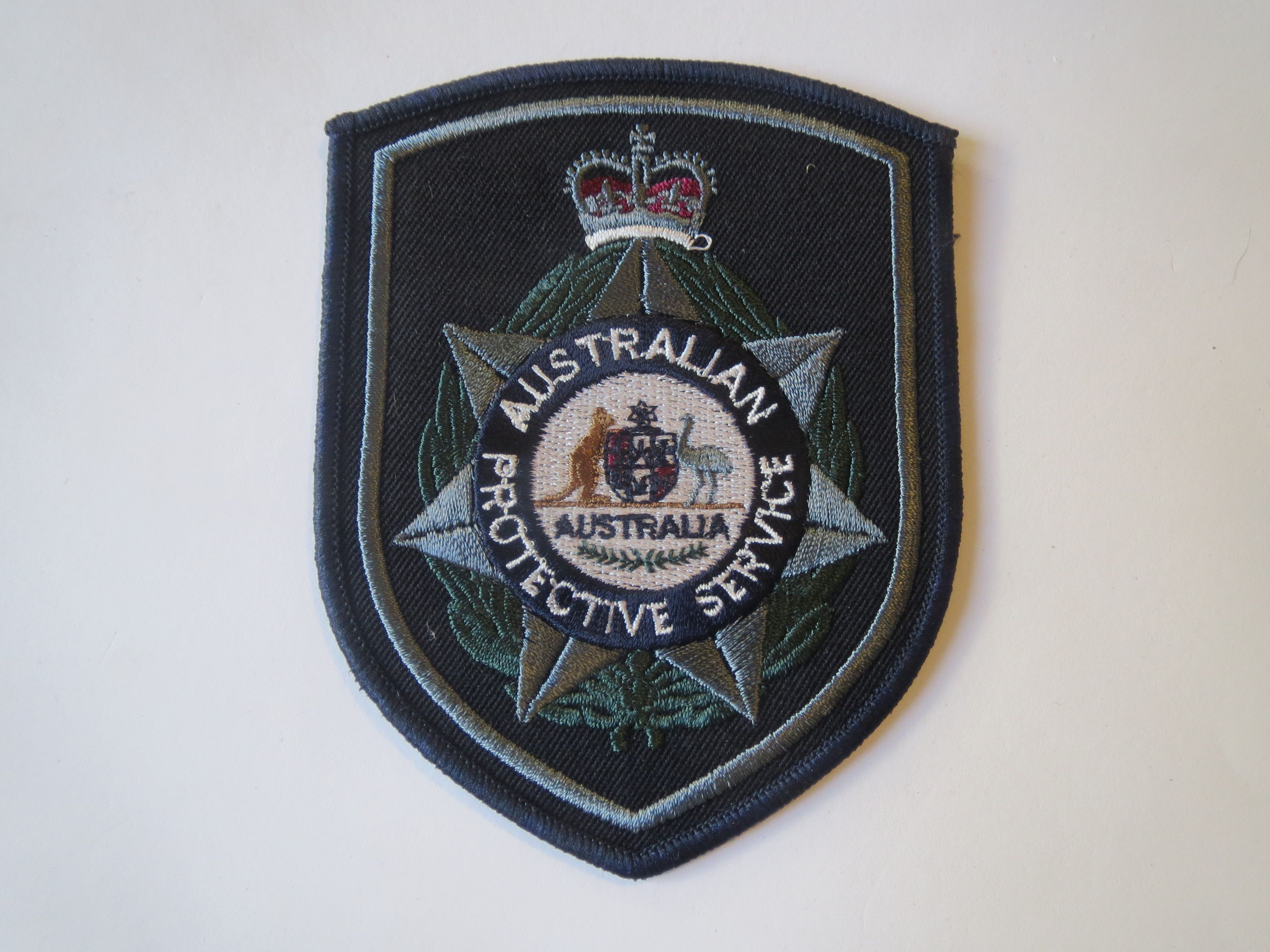 Australian Federal Police Police, Police patches, Law