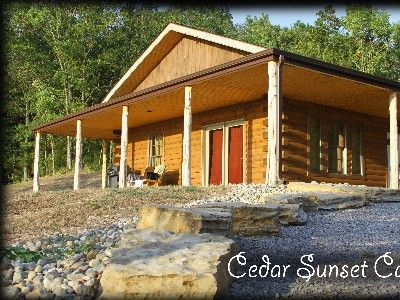 Carbondale Vacation Rental   VRBO 404819   2 BR IL Cabin, Secluded Rental  Cabin On