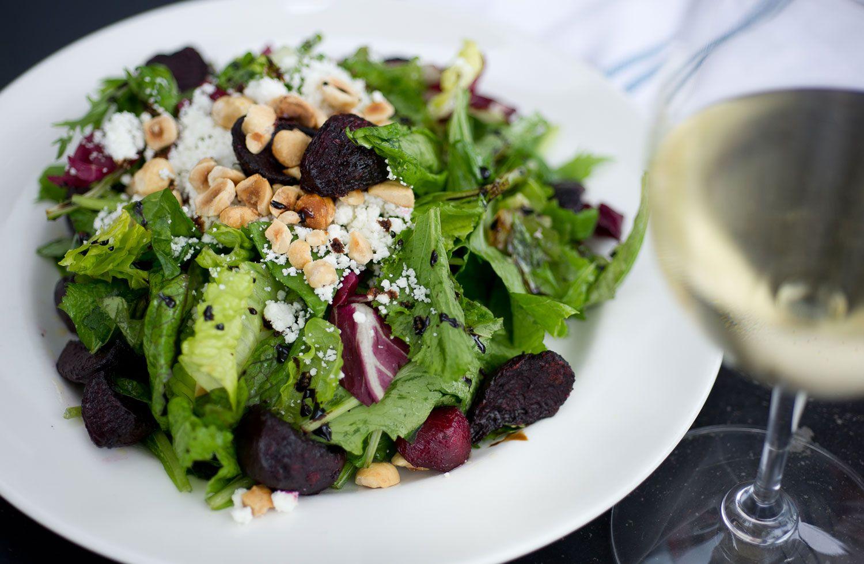 Winter Greens Salad From Snooze. | Boulder Eats | Pinterest | Winter Green  And Salad