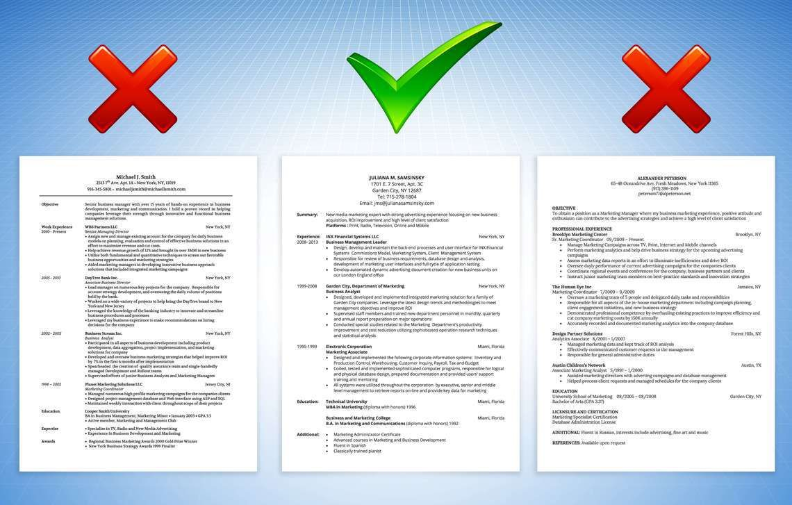 5 traits of a resume that will get you hired in 2020