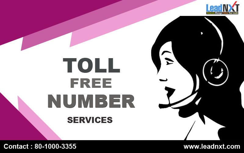 best toll free number service provider in india