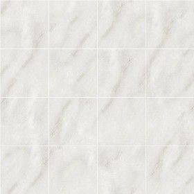 Textures Texture Seamless Glistening White Marble Floor Tile
