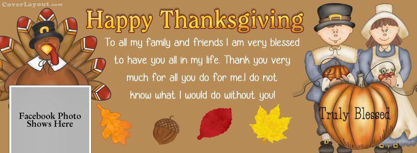 Happy Thanksgiving Fuckers