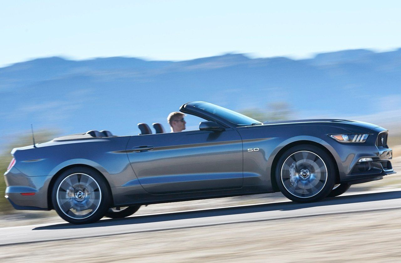 2017 ford mustang release date price pictures changes