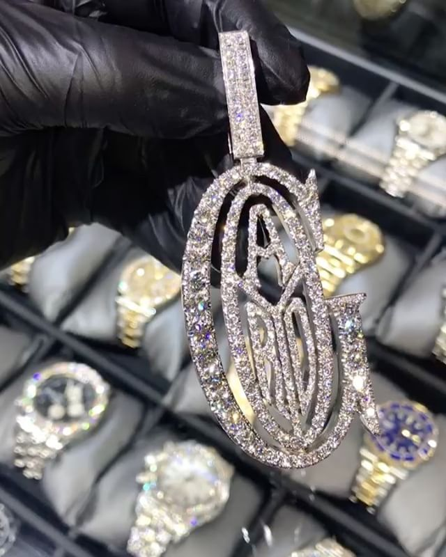 30++ Custom made iced out jewelry ideas in 2021