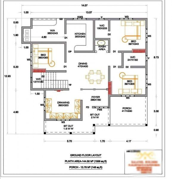 Standard House Plan Collection Engineering Discoveries Bungalow Floor Plans House Plans Budget House Plans